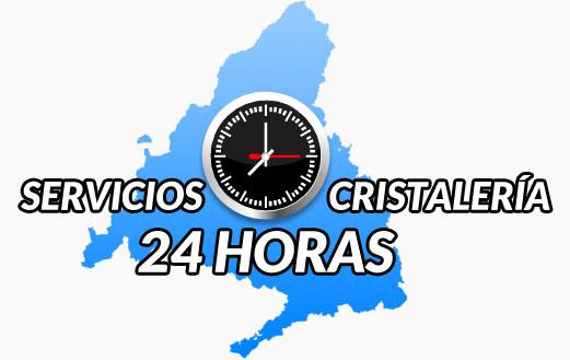 Servicios de cristalería 24 Horas